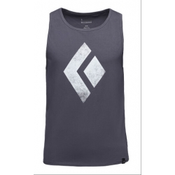 Chalked Up Tank - Carbon