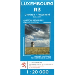 Diekirch / Putschaid  R03  1/20.000