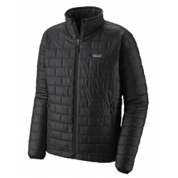 Nano Puff Jacket - Black
