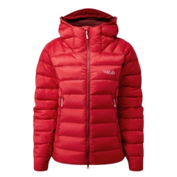 W Electron Pro Jacket - Ruby