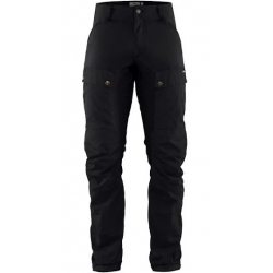 Keb Trousers Regular - Black