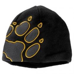 K Front Paw Hat - Black 2