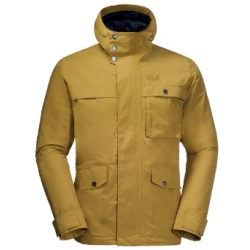 Wildwood Jacket - Golden Amber