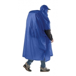 Sea to Summit Tarp Poncho - Blauw