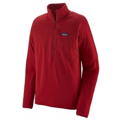 R1 Pullover - Classic Red