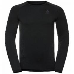 Top CN LS Perf Warm Eco - Black