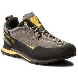Boulder X - Grey-Yellow