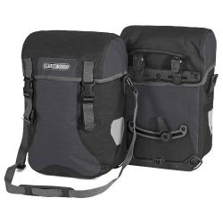 Sport Packer Plus (paar)- Granite/Black