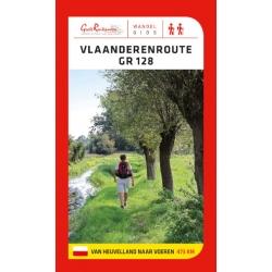 GR128 Vlaanderenroute...