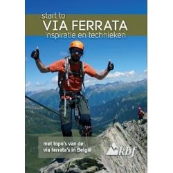 Start To Via Ferrata ,Inspiratie En Tech