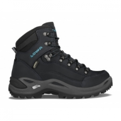 W Renegade GTX Mid - Asph Turquoise