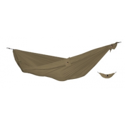 Hamac Double - Chocoate Brown