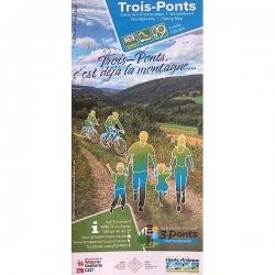 Trois-Ponts  1/25.000