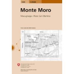 Monte Moro  1349  1/25.000