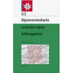 Lechtaler Alpen - Arlberg...