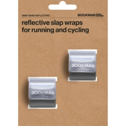 Snap Band Reflectors - White One Size