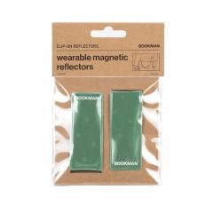 Clip On Reflectors - Green...