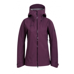 W Crater HS Hooded Jacket -...