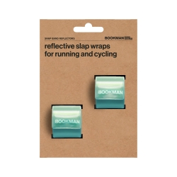 Snap Band Reflectors - Mint One Size